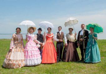 Таганрожцы могут принять участие в конкурсе костюма середины XIX века