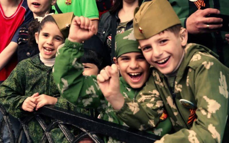 Бессмертный полк 2017 в Ростове-на-Дону видео