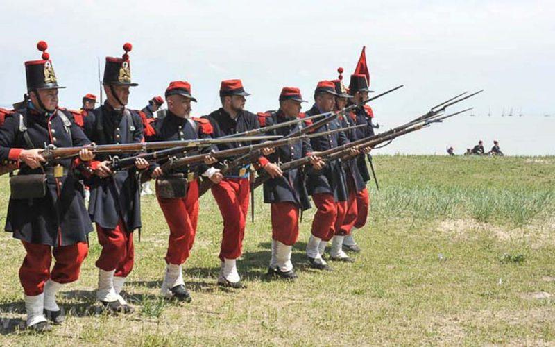 Как рождался фестиваль «Оборона Таганрога 1855»