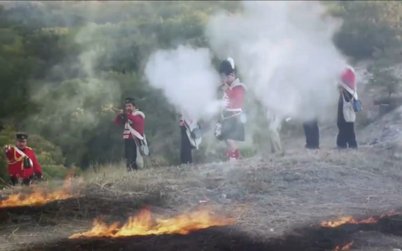 Крымская война. Оборона Таганрога 1855 года