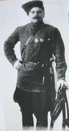 Тимофей Тимофеевич Шапкин